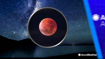 Catch the total lunar eclipse this weekend on Jan. 20-21