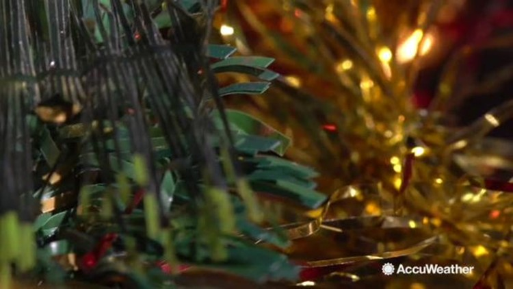Are real or artificial trees more sustainable?