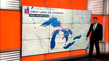 Heavy lake-effect snow event to bring feet of snow