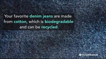 How to recycle and keep your denim out of landfills