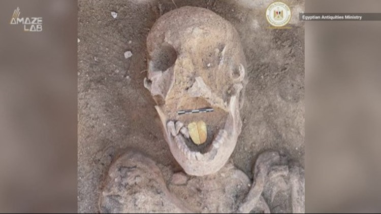 Archaeologists Find 2,000-Year-Old Mummy With a Very Weird Feature
