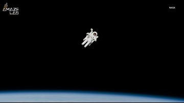 NASA Says Whether They'll Do Another Untethered Spacewalk