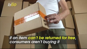 Online Retailers: Most Americans Aren't Buying What You're Selling if You Don't Offer Free Returns