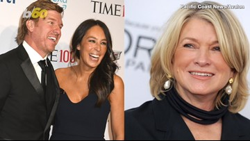 Martha Stewart Had No Idea Who Chip and Joanna Gaines Are