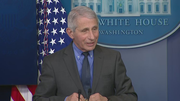 Fauci says he expects fast decision on Johnson & Johnson's COVID-19 vaccine