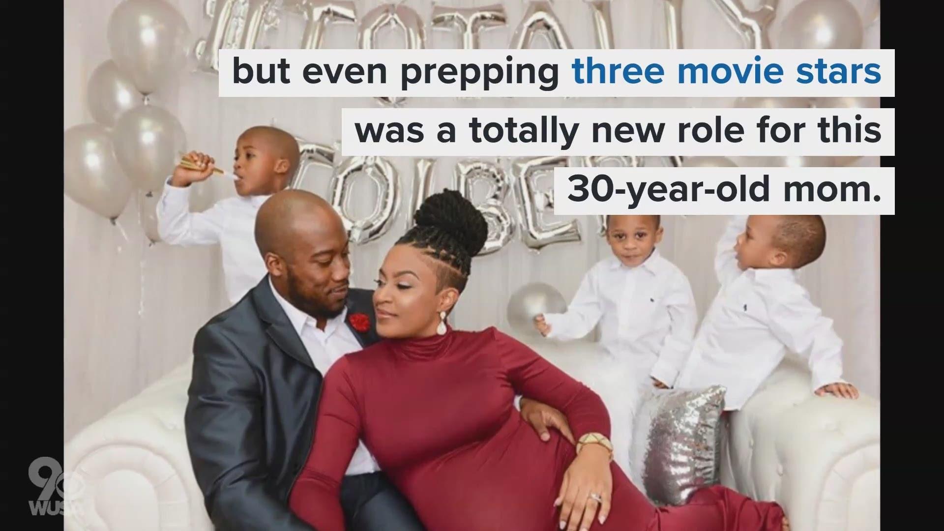Triplets Become Movie Stars Wusa9 Com