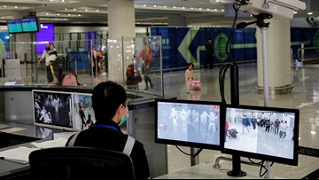 3 major US airports to screen passengers from China for new virus
