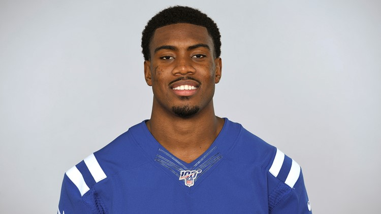 Indianapolis Colts 2019 Football Headshots