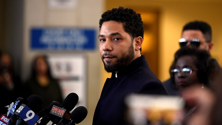 APTOPIX Empire Cast Member Attack Jussie Smollett