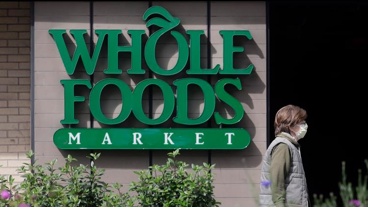 A cashier-less Whole Foods store is coming to DC