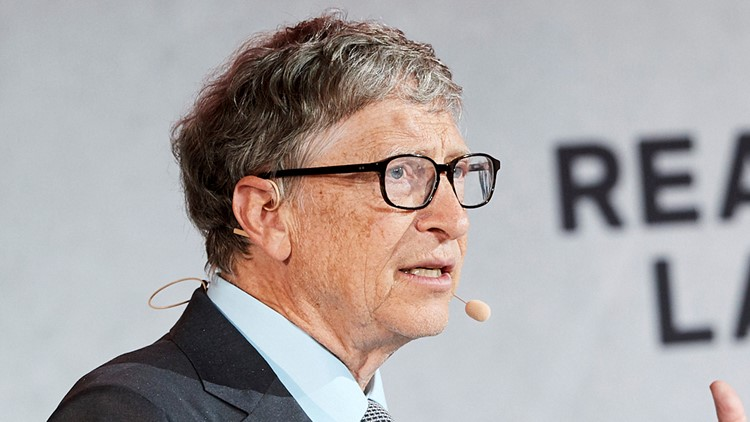 Microsoft reportedly investigated Gates before he left board