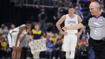 Officials warn of rabies exposure after bat interrupts NBA game