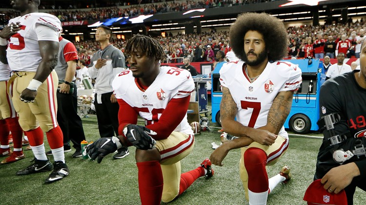 Colin Kaepernick, Eric Reid settle collusion case against the NFL