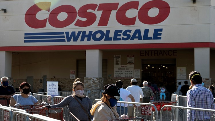 Costco says fully vaccinated customers no longer need to wear masks, with exceptions