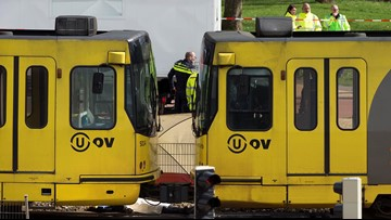 Suspect in Dutch tram shooting has confessed, prosecutors say