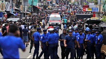 DC fifth-grader among 200 killed in Easter blast in Sri Lanka