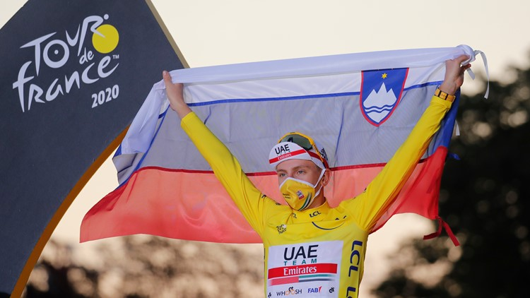 wusa9.com - JOHN LEICESTER  AP Sports Writer - Vive le Tour! With young winner, thrilling cycling race defies coronavirus