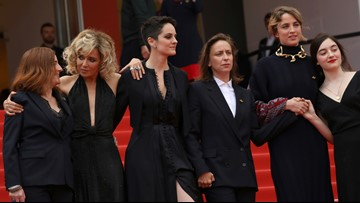 Cannes to present Palme d'Or, with history on the line