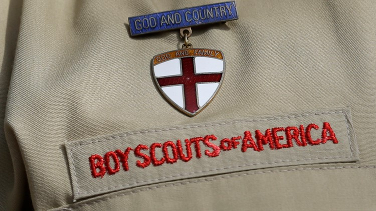 Boy Scouts submit reorganization plan to bankruptcy court