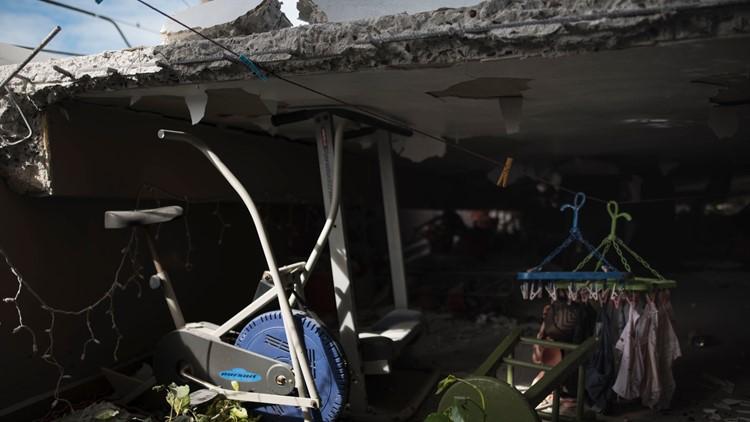 Puerto Rico Earthquake damage January 6 2020