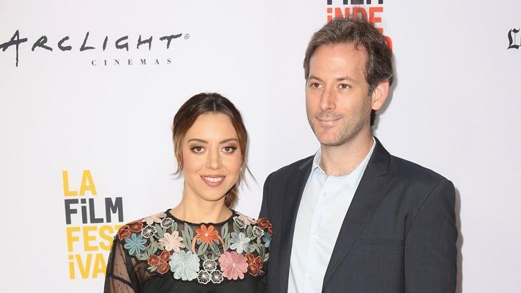 Aubrey Plaza marries longtime boyfriend director Jeff Baena