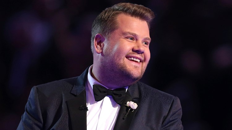 Tony Watch-James Corden
