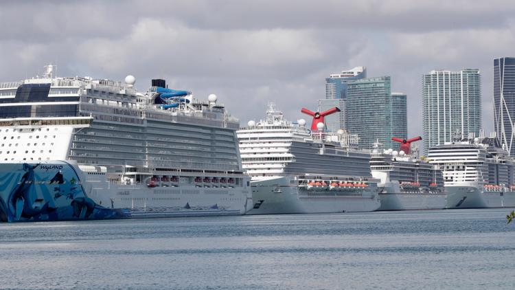 CDC reviews Nov. 1 'no sail' order amid pandemic push from cruise industry to change 'outdated' rule