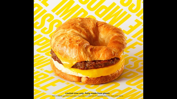 Impossible™ Croissan'wich®
