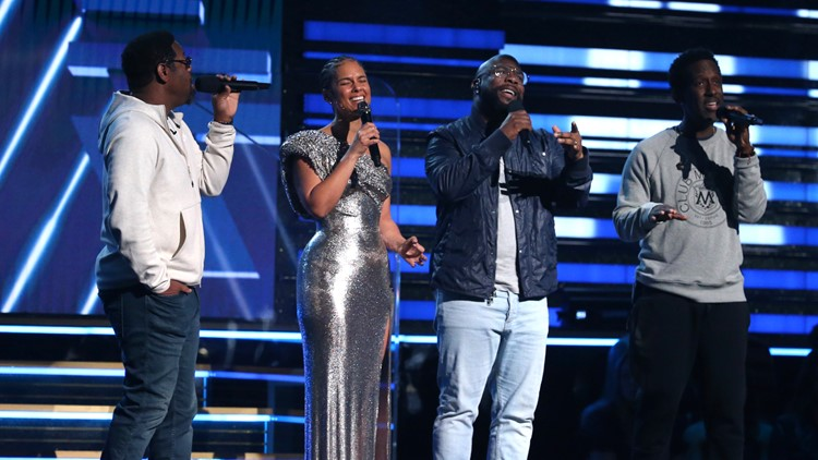 Kobe tribute 62nd Annual Grammy Awards - Show