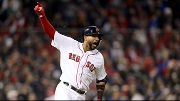 Núñez pinch-hit, 3-run shot seals Red Sox Game 1 win over Dodgers