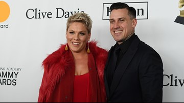 Pink's husband Carey Hart threatens California wildfire looters 'will be shot on site'