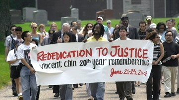 Asian Americans use social media to mobilize against attacks
