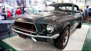 'Bullitt' Mustang sells for $3.74 million at Florida auction