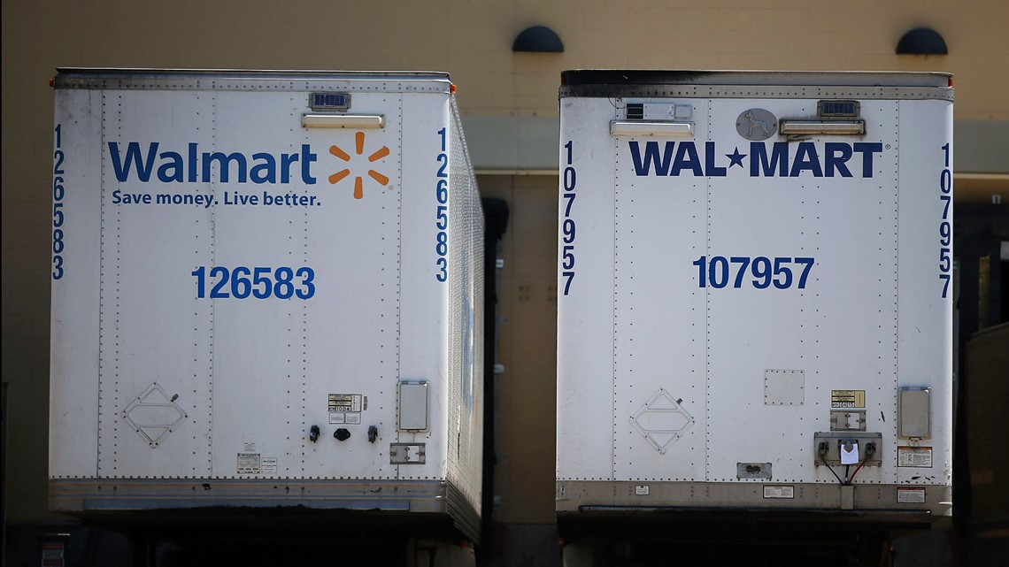 Walmart to increase truck drivers' pay to nearly $90K, hire hundreds of drivers