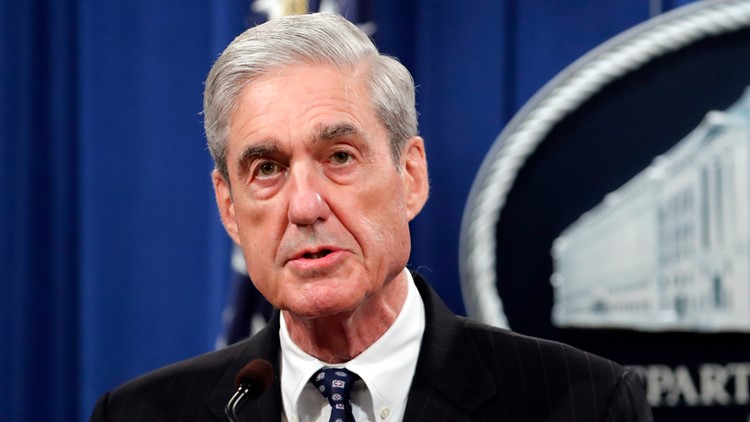 Mueller: Special counsel probe did not exonerate Trump