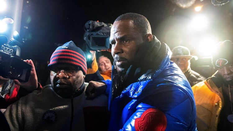 APTOPIX R Kelly Investigations AP Via Chicago Sun Times