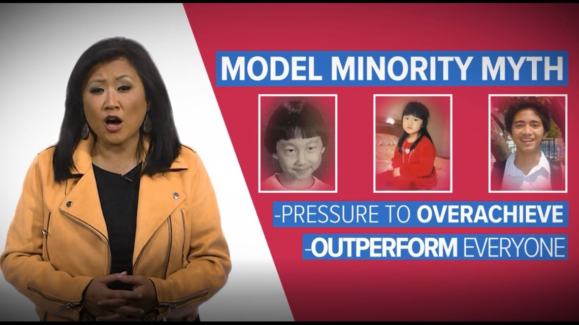 www.wusa9.com: What is the model minority myth?