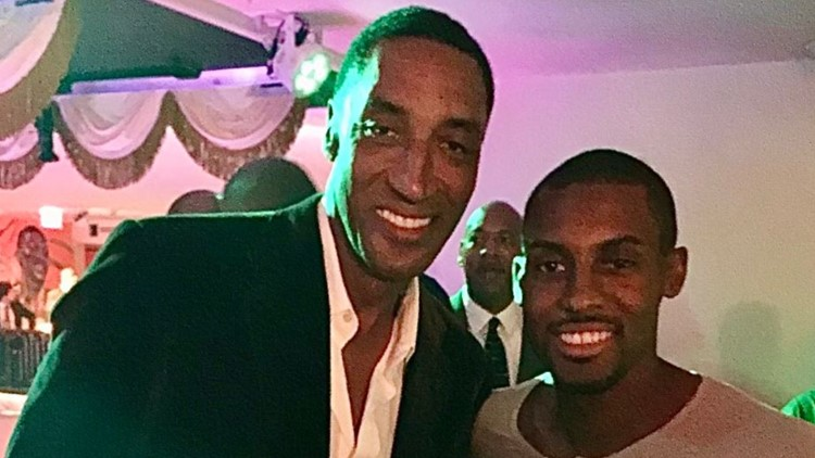Scottie Pippen's oldest son, Antron, dies at 33