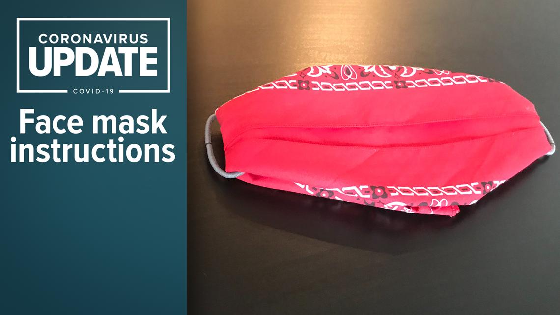 Own Face Mask To Combat Coronavirus