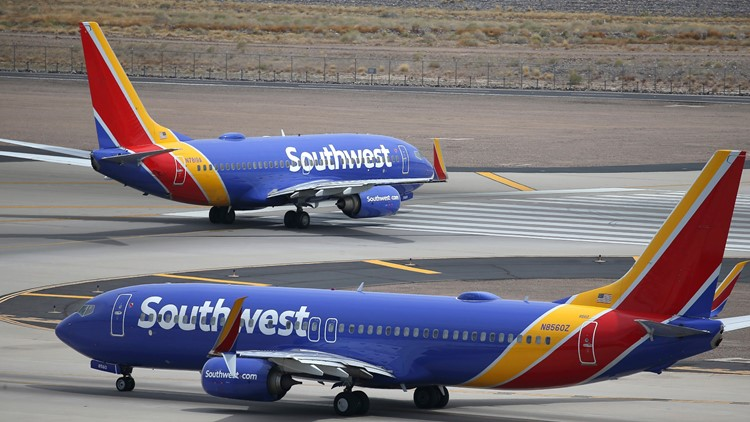 Southwest Airlines ground stop lifted after 'system issues' impact flights again Tuesday