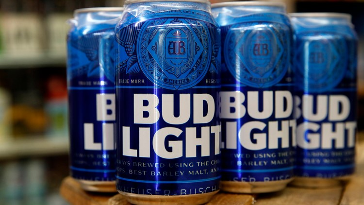 Anheuser Busch bud light AP