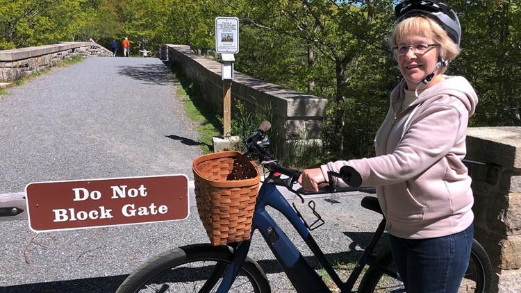 National Park Electric Bikes