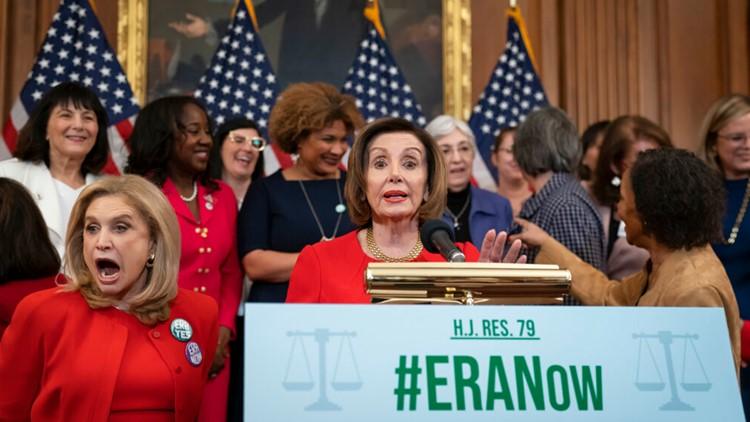 Congress Equal Rights Amendment