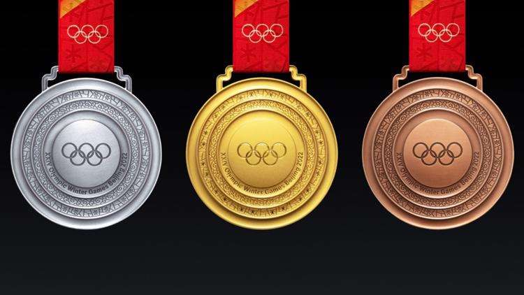 Beijing Winter Olympic and Paralympic medal designs unveiled