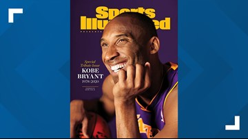 Sports Illustrated honors Kobe Bryant with 100-page special edition
