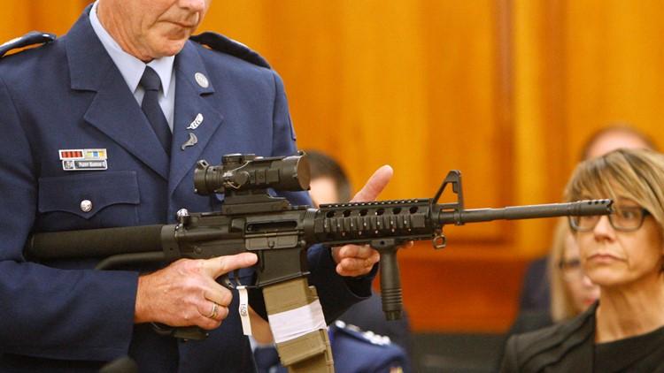 New Zealand Gun Buyback