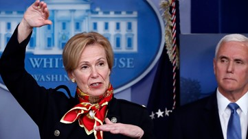 White House projects 100K to 240K coronavirus deaths if social distancing is maintained