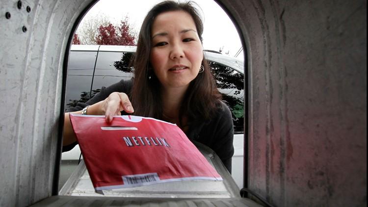 Netflix DVDs file AP 2010