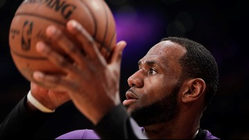 Nba Christmas Day Schedule.Nba Christmas Day Schedule Released Led By Lebron Vs