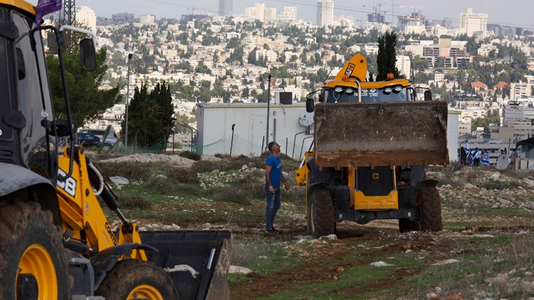 US urges restraint as Israel to approve 3,000 West Bank settler homes this week